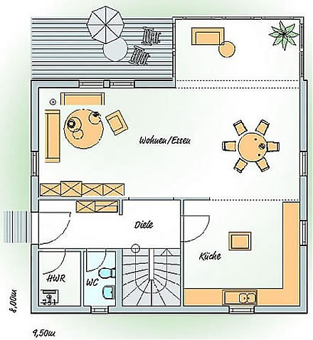 Haus FLEUR - Willkommen zu Hause