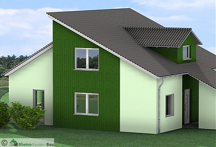 Daskinderfreundliche Pultdachhaus ... New Line E3